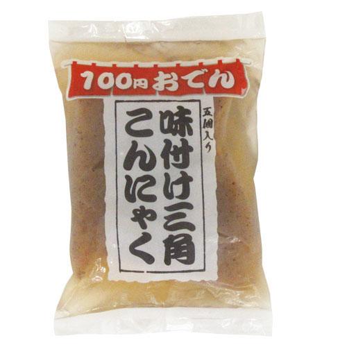 味付け三角こんにゃく 5個入(9月15日発売)