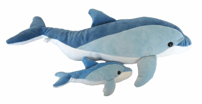 尾びれから生まれてくるイルカの赤ちゃんを、母親の腹から取り出すことができる