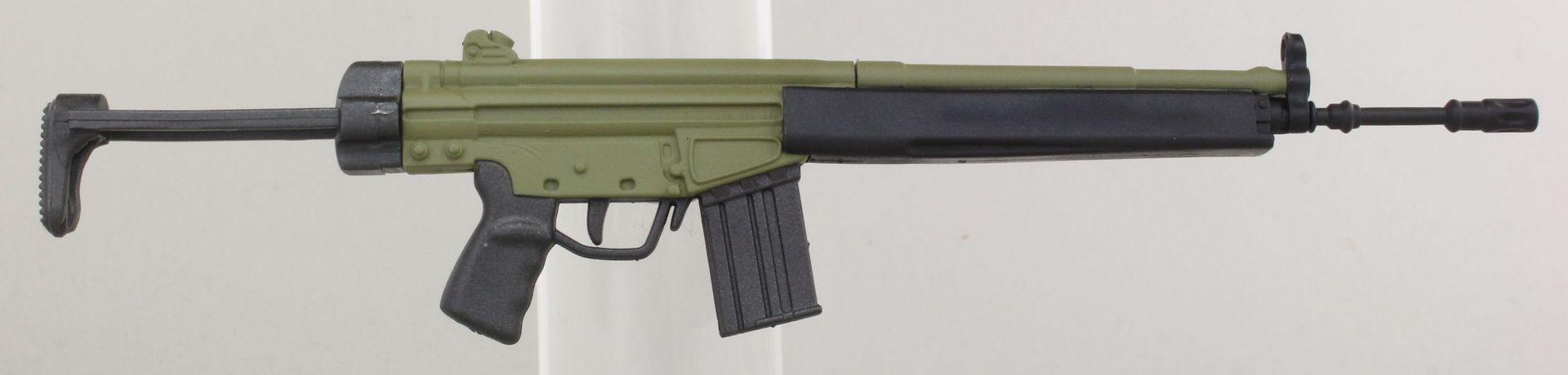 G3A4 伸縮型ストックモデル