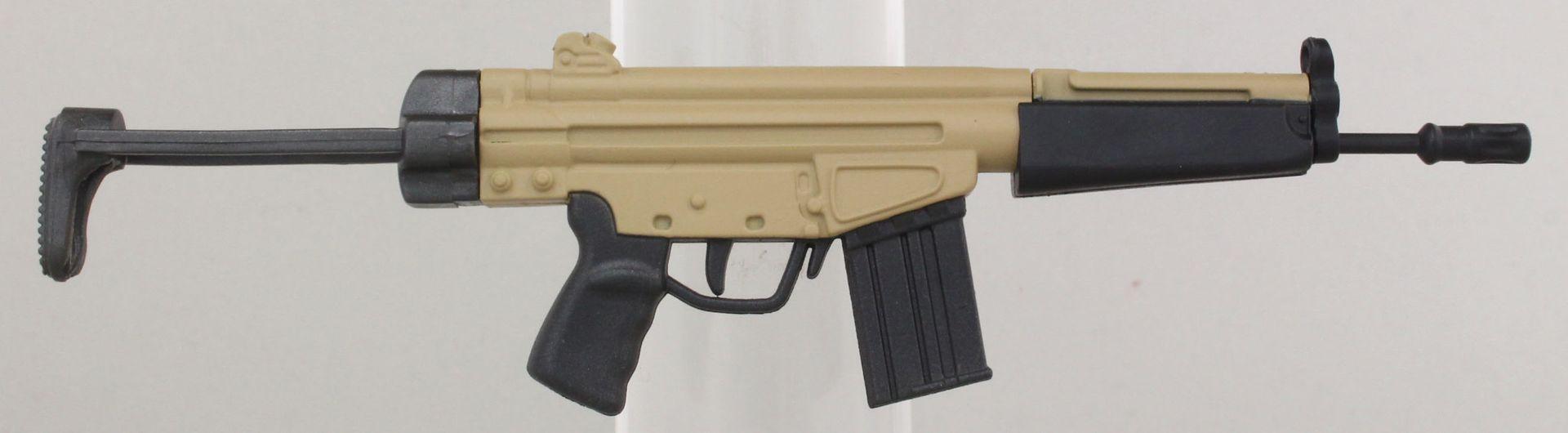 G3 MC51 サブマシンガン
