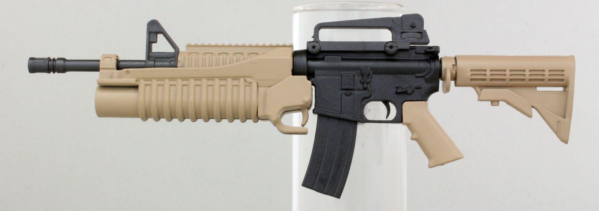 M4 Grenade launcher(グレネードランチャー)