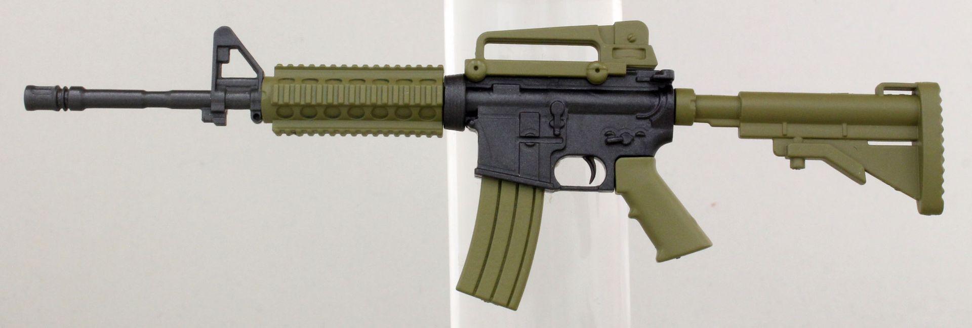 M4 Carbine long stock(ロングストック)