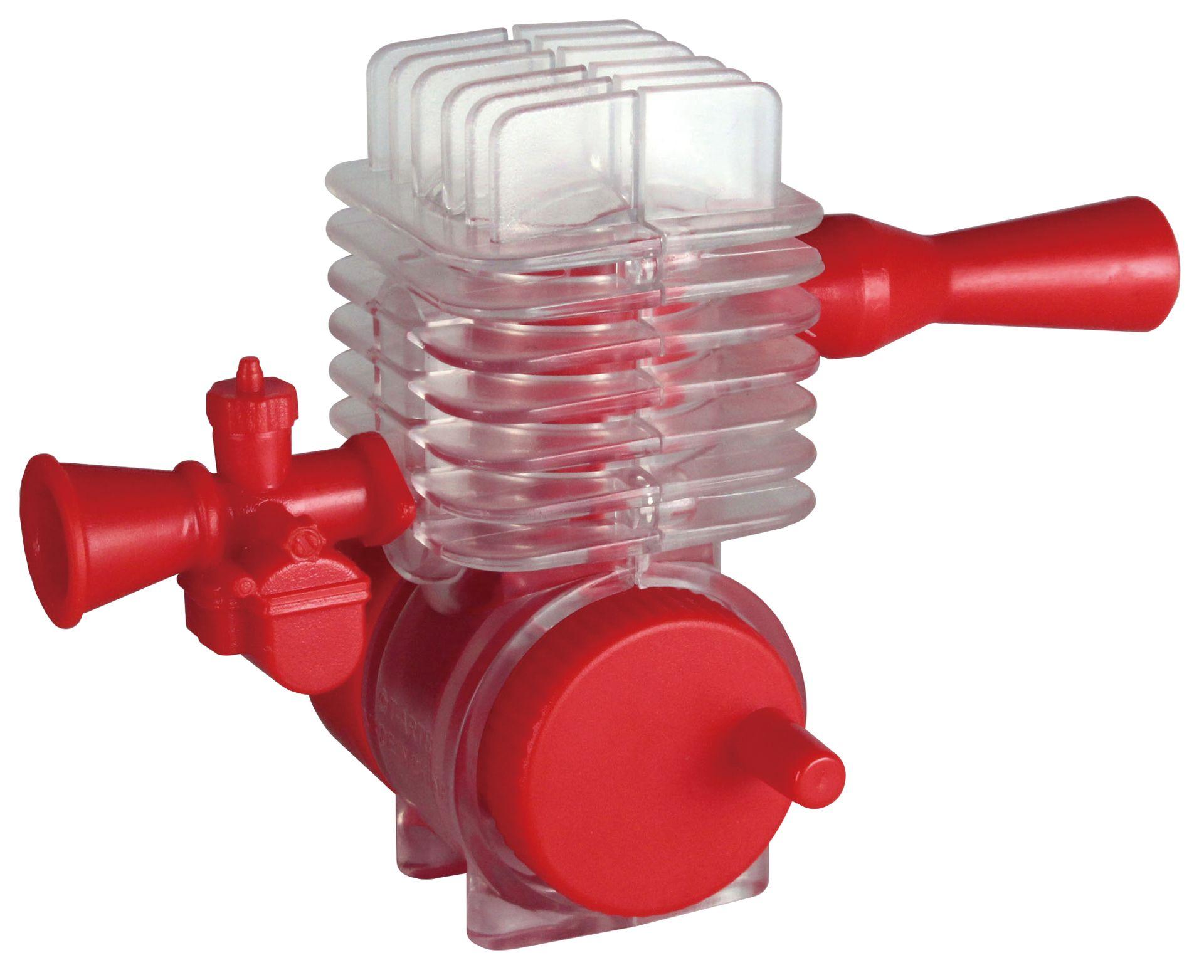 2ストロークエンジン RED 2-STROKE ENGINE