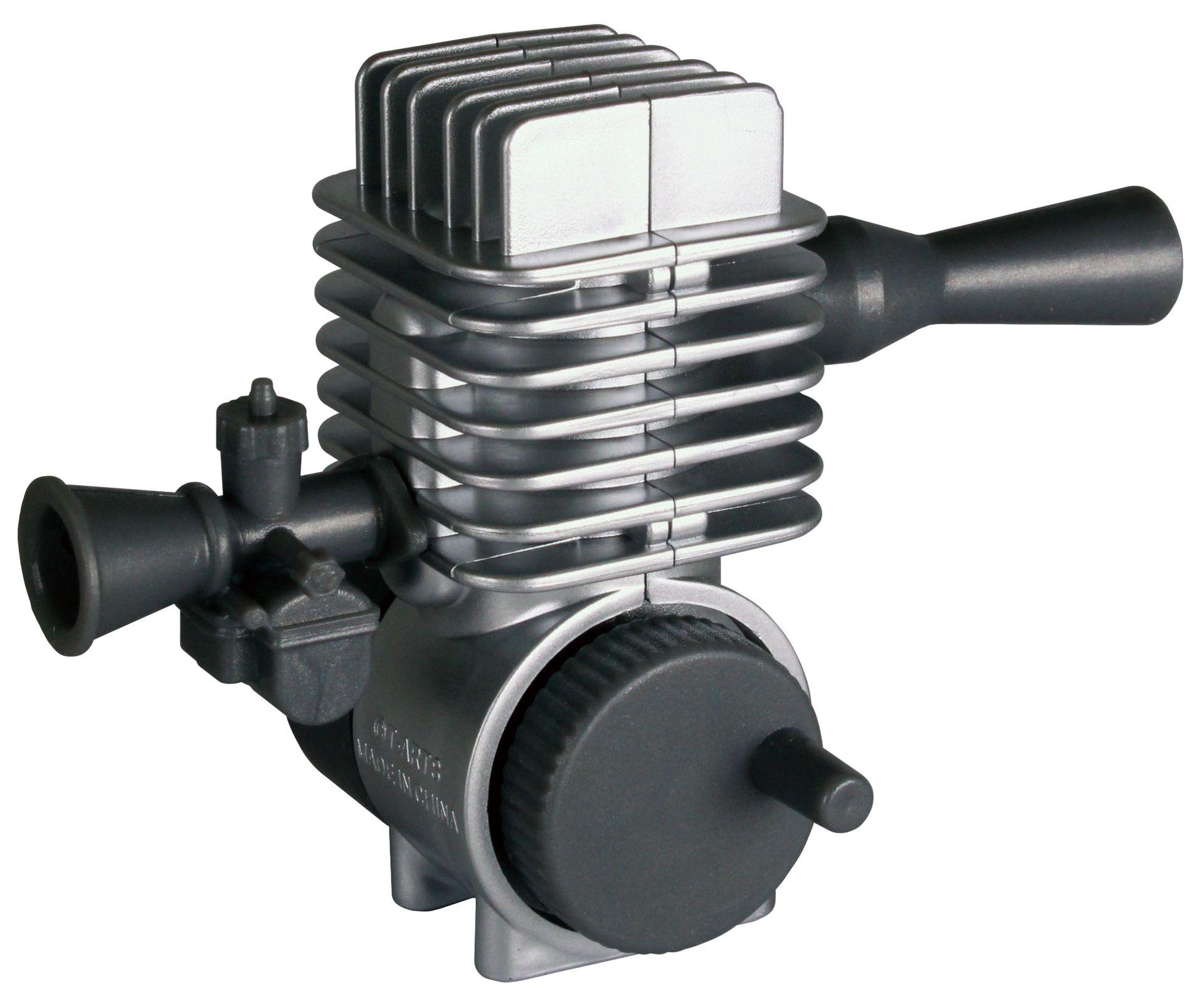 2ストロークエンジン SILVER 2-STROKE ENGINE