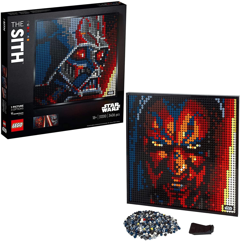 レゴ(LEGO) レゴアート スター・ウォーズ:シス