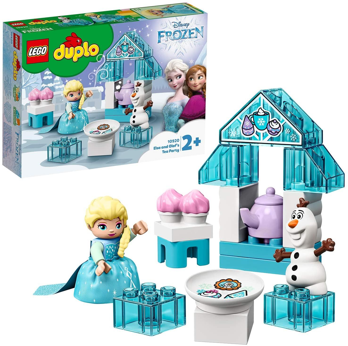 レゴ(LEGO) デュプロ エルサとオラフのティーパーティー