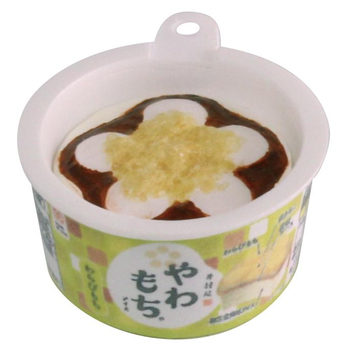 わらびもち、和三盆風味アイス、黒蜜ソース、京きなこの組み合わせが楽しめる