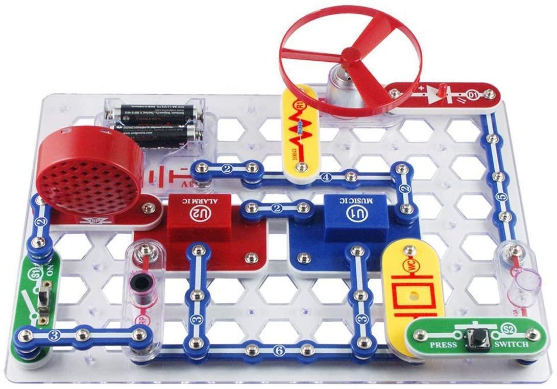 Snap Circuits Jr. 電脳サーキット100