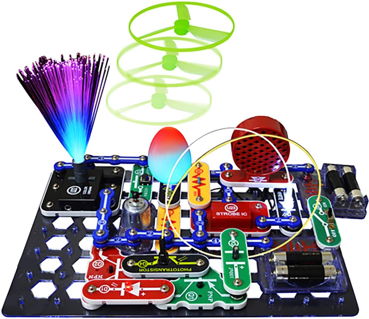 Snap Circuits Jr. 電脳サーキット イルミナ