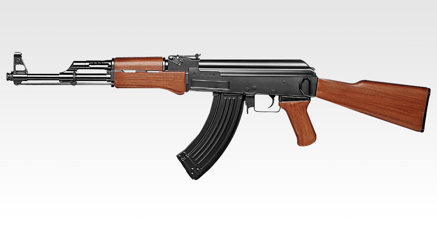 「電動ガンスタンダードタイプ AK47」