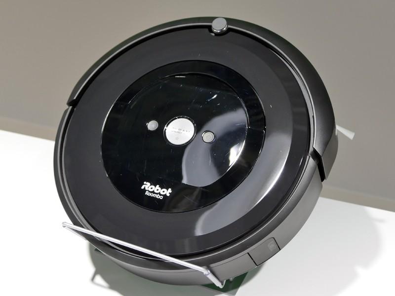 ロボット掃除機「ルンバ e5」