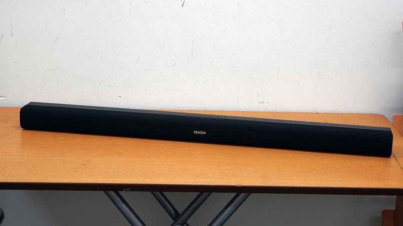 全長900mmと、このクラスでは破格の長さ