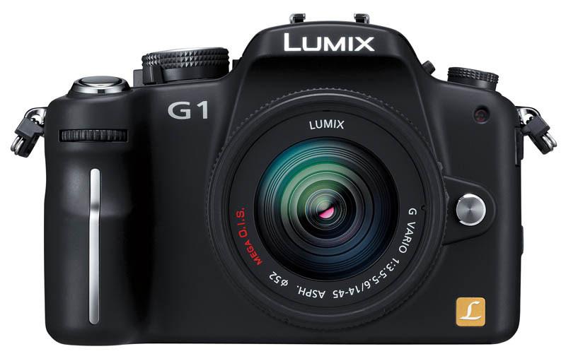 パナソニック LUMIX DMC-G1(2008年)