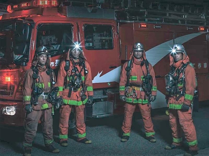 神戸市消防局救助隊