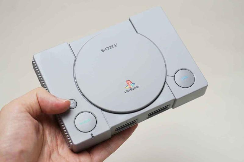 PlayStation Classic。PS1が掌にのるコンパクトサイズになって帰ってきた