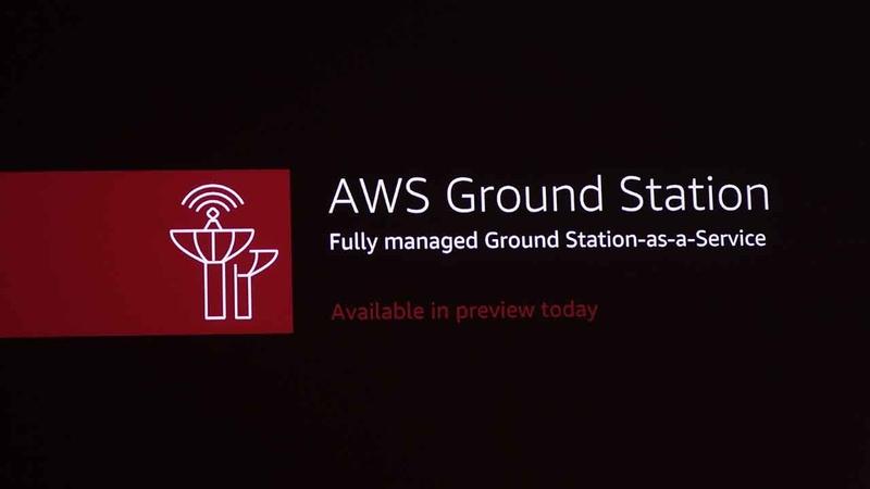 AWSが宇宙産業に進出。AWSのクラウドと連携する衛星基地局システム「AWS Ground Station」を発表した