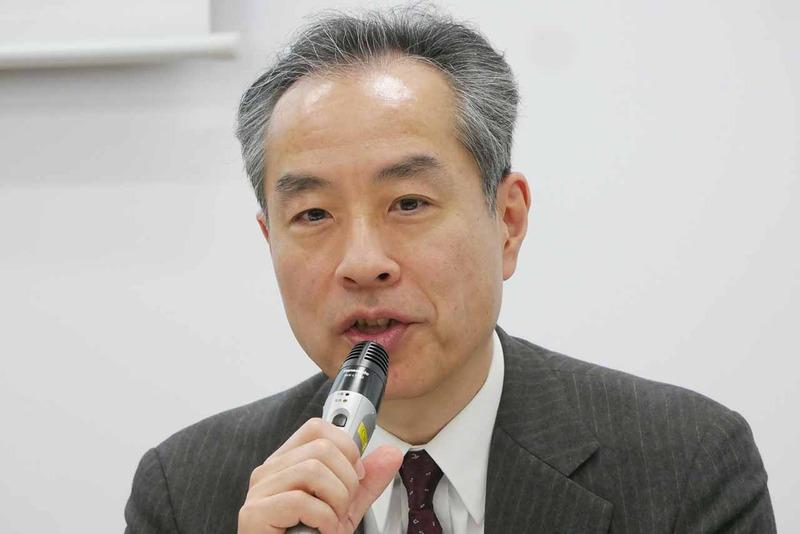 パナソニック 執行役員 マニュファクチャリングイノベーション本部の小川立夫本部長