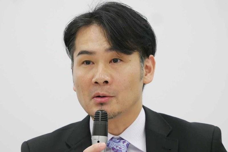早稲田大学 理工学術院の岩田浩康教授