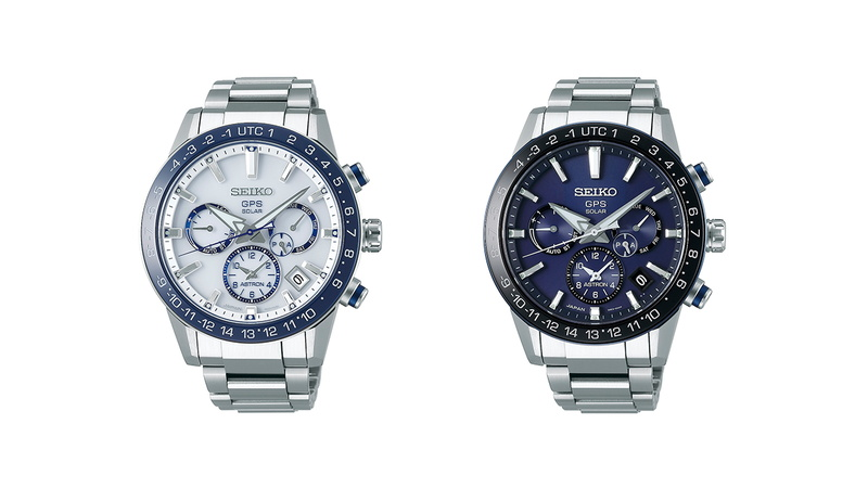 左からSBXC013(ホワイト)、SBXC015(ブルー)