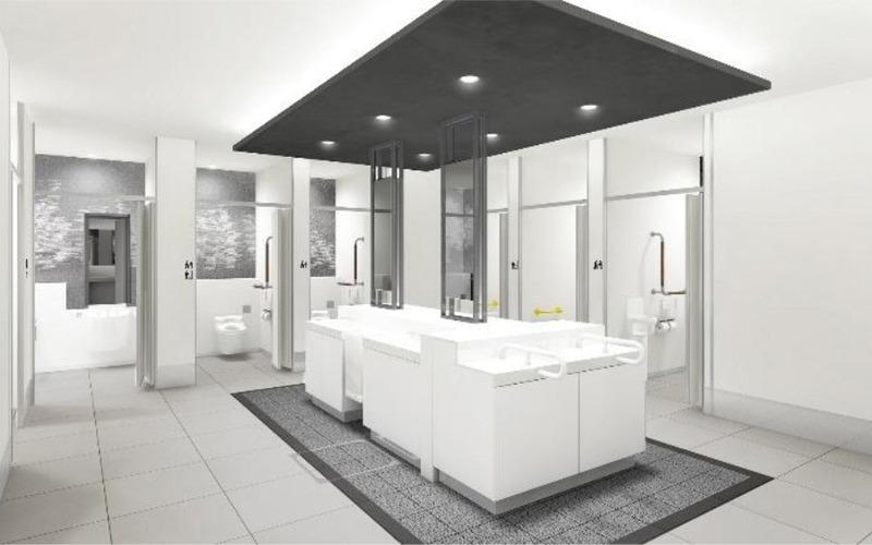 女性トイレ イメージ