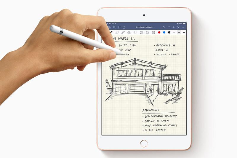 Apple Pencilもサポート