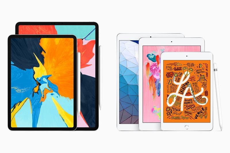 iPadシリーズ