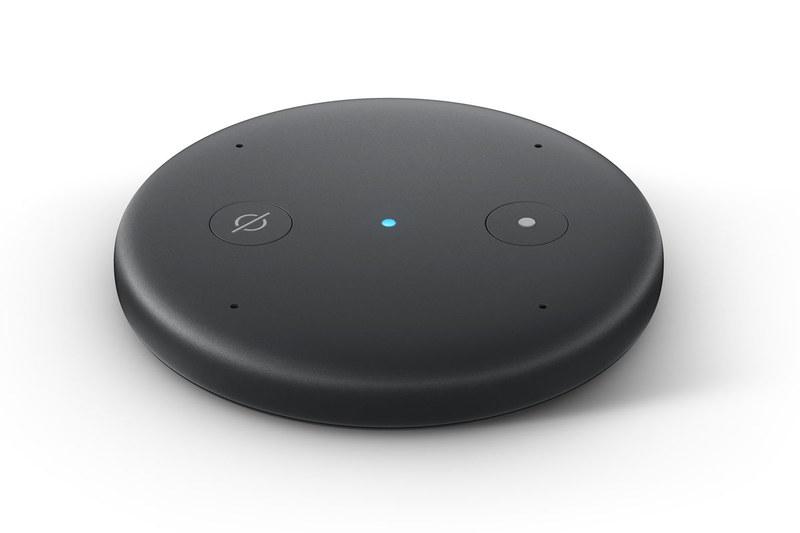 スピーカーを省き、薄さ12.5mmのスリムデザインを実現した「Echo Input」