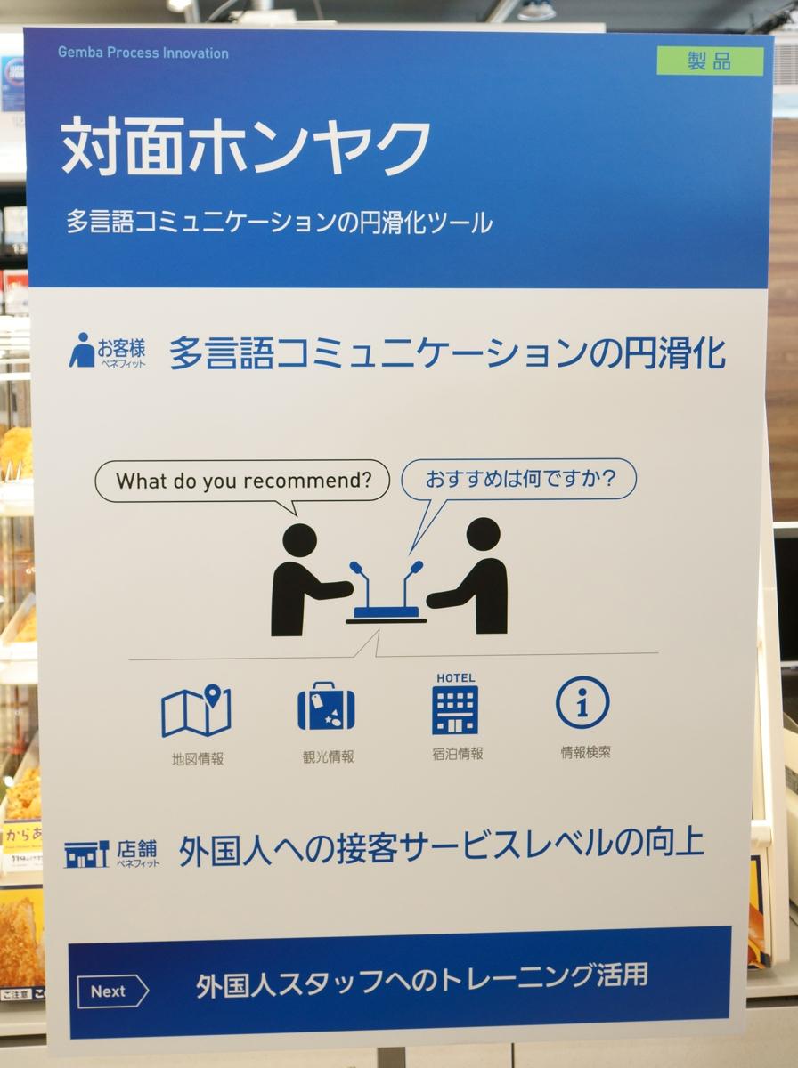 多言語コミュニケーションツールの概要