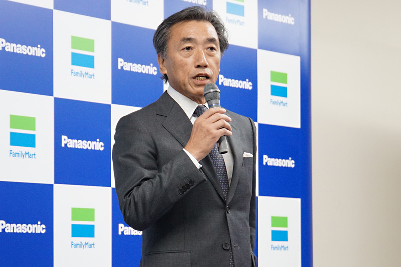 ファミリーマート 代表取締役社長 澤田貴司氏