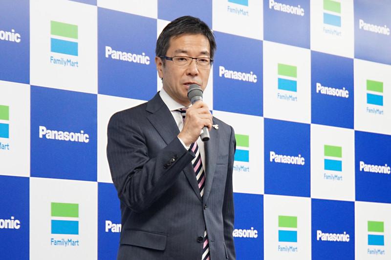 パナソニック コネクティッドソリューションズ社 社長 樋口泰行氏