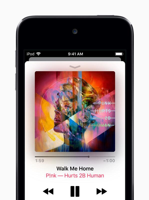 256GBモデルの追加で、Apple MusicやiTunes Storeの音楽を快適にオフライン再生
