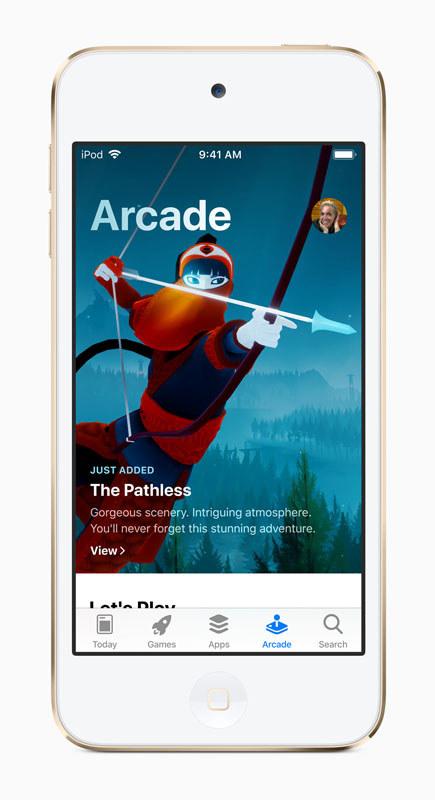 「Apple Arcade」のイメージ