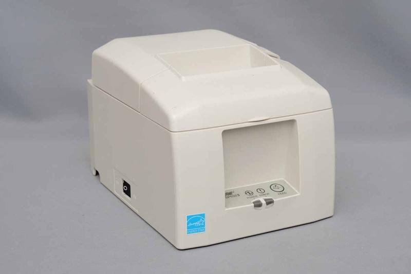 レシートプリンターは、スター精密の「TSP654IIBI-240F JP」を選択