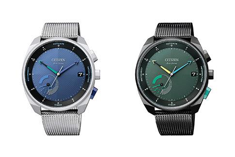 BZ7000-60L(左)、BZ7005-74X(右)