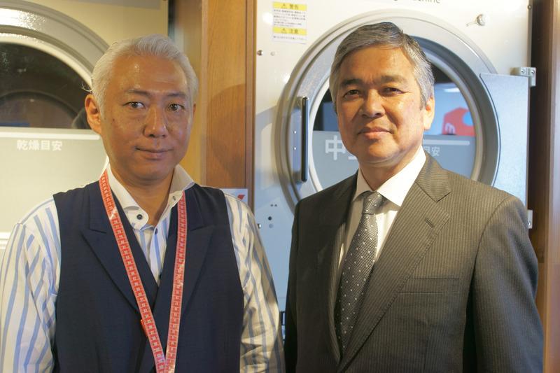 TOSEI 須田雅太郎氏(左)と高橋岳彦氏(右)