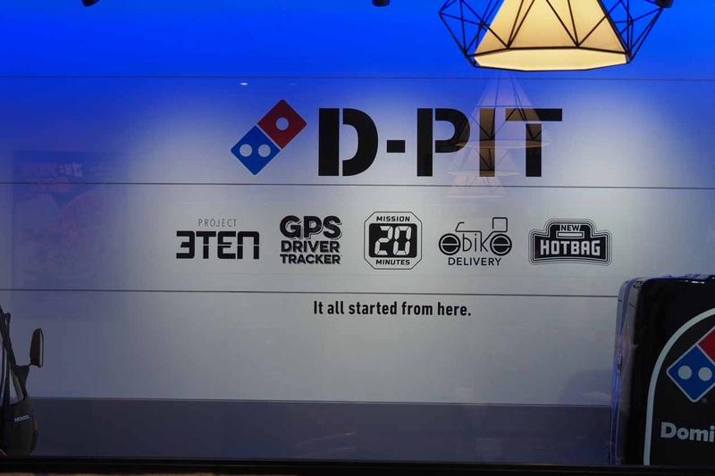 D-PITは単なるバイク、自転車置き場というより、安全を配慮したオシャレなガレージとなっている