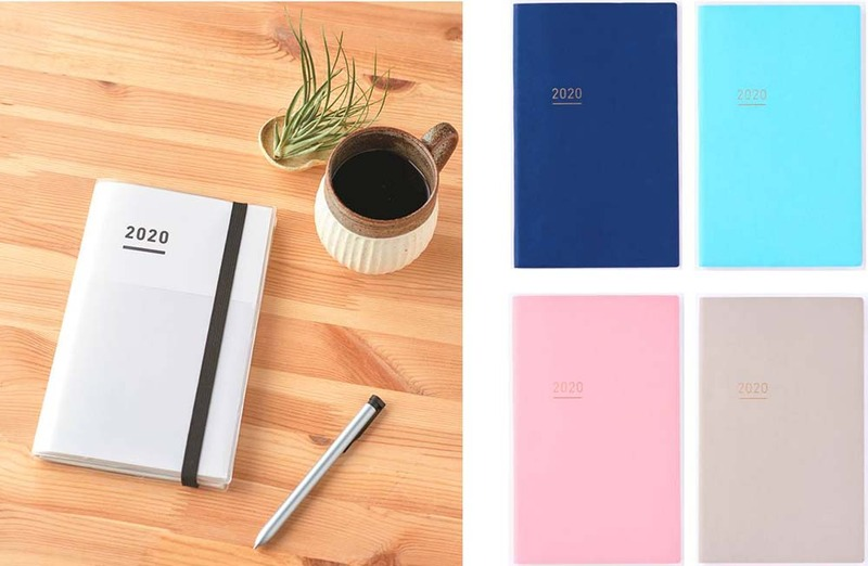 ジブン手帳 2020年版(左)、ジブン手帳Lite mini 2020年版(右)