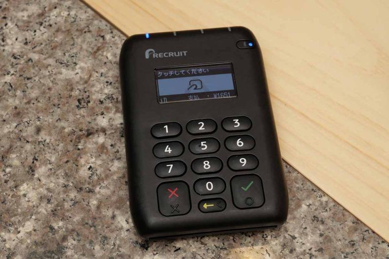 電子マネーは決済時の操作が特に簡単で、店員からも好評