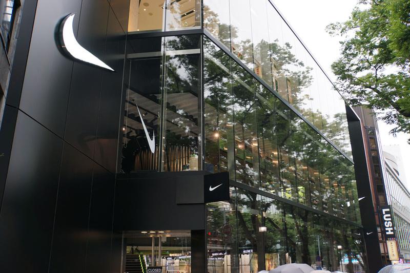 NIKE HARAJUKU(東京都渋谷区神宮前1-13-12)