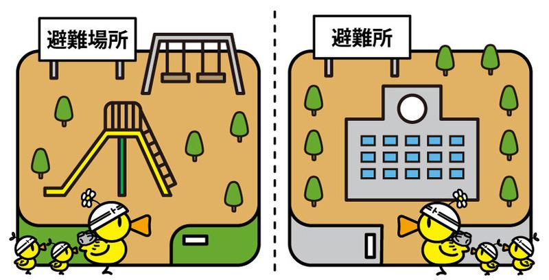 日本気象協会推進「トクする!防災」プロジェクト より