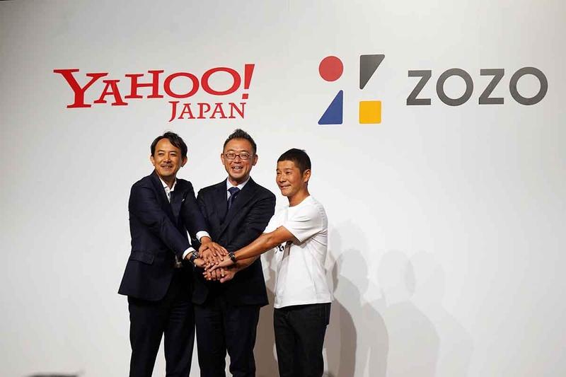 ヤフー川邊社長、ZOZO 澤田宏太郎 新社長兼CEO、ZOZO前澤前社長