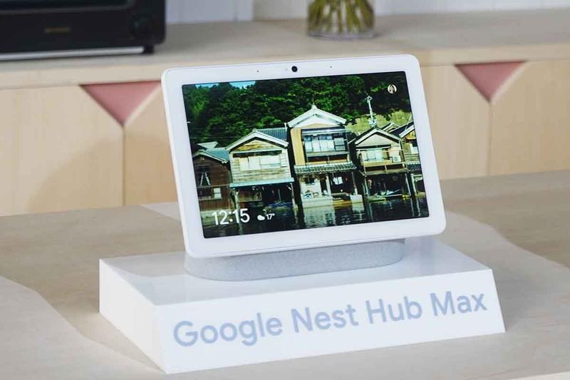 Google Next Hub Max