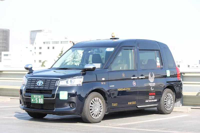 JPN TAXI車両