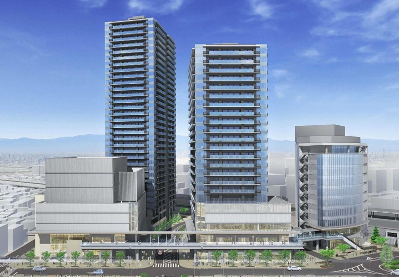 南小岩六丁目地区第一種市街地再開発事業 イメージパース