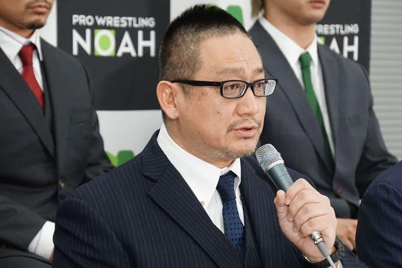 DDTプロレスリング 高木規氏