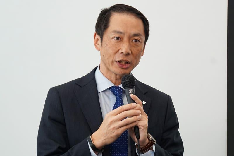 ローソン 理事執行役員 オープン・イノベーションセンター長 牧野国嗣氏