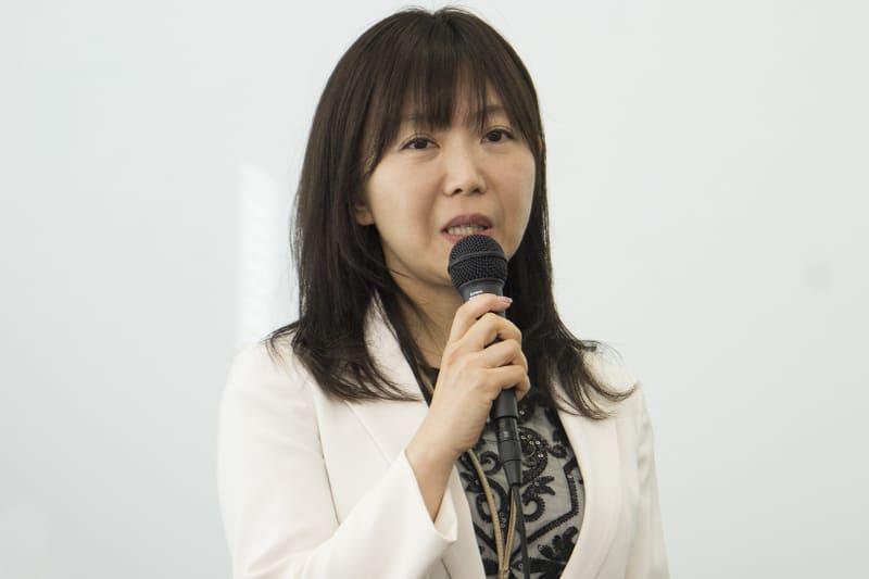 富士通 流通ビジネス本部 石川裕美氏
