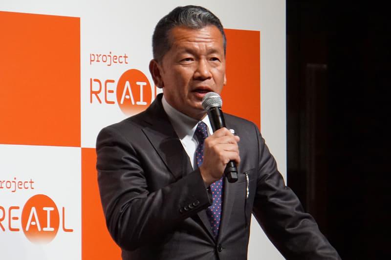 日本ハム マーケティング推進部長 兼 新市場創造部長 小村勝氏