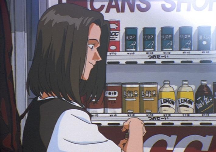 作中でUCCミルクコーヒーに似た缶が登場したシーン