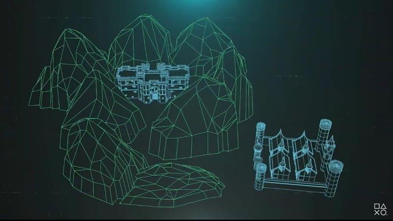 ゲーム内のマップにある「不自然な小道」や「エレベーター」は、実は読み込み対策のために存在